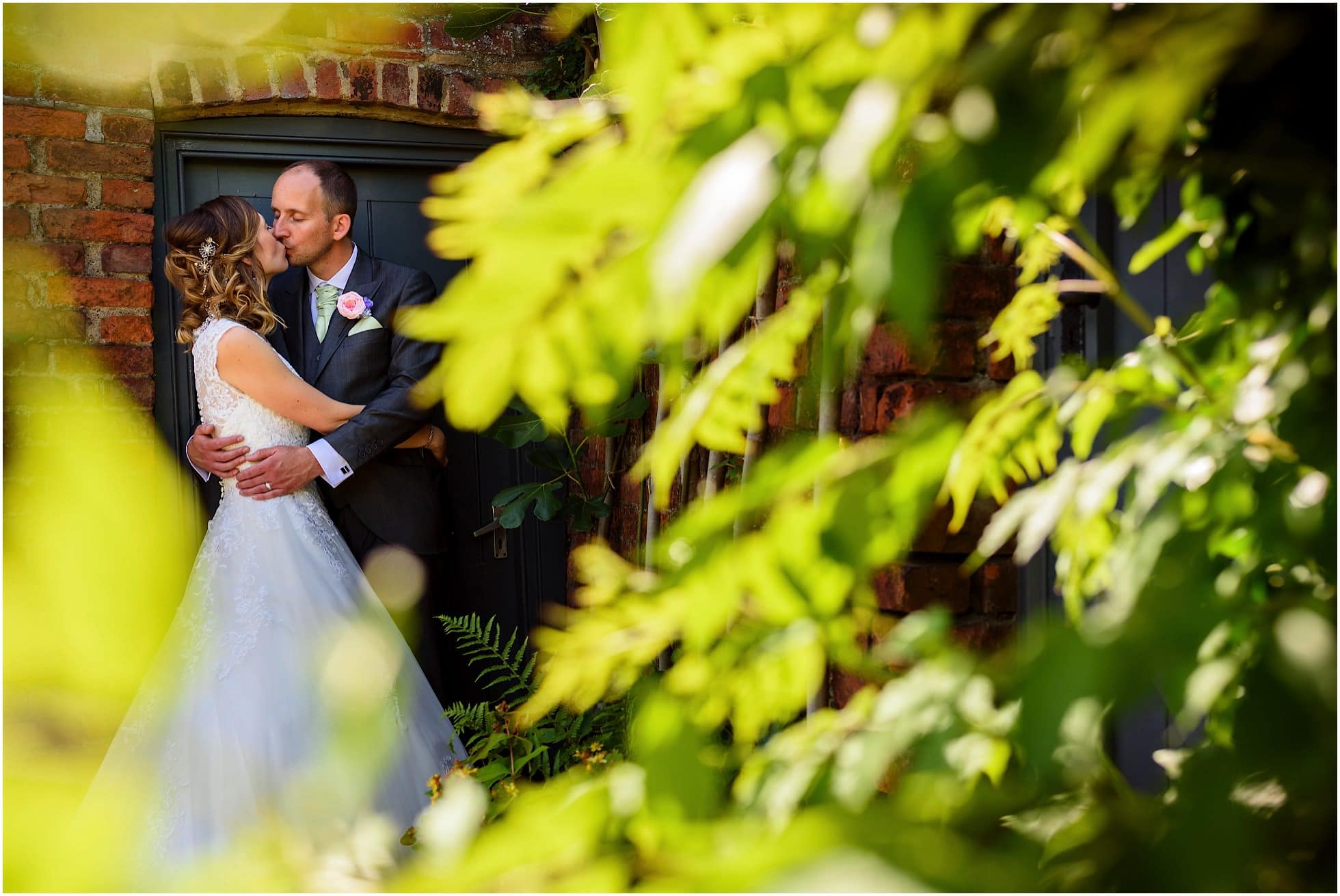 Peckover House Garden Wedding Photography