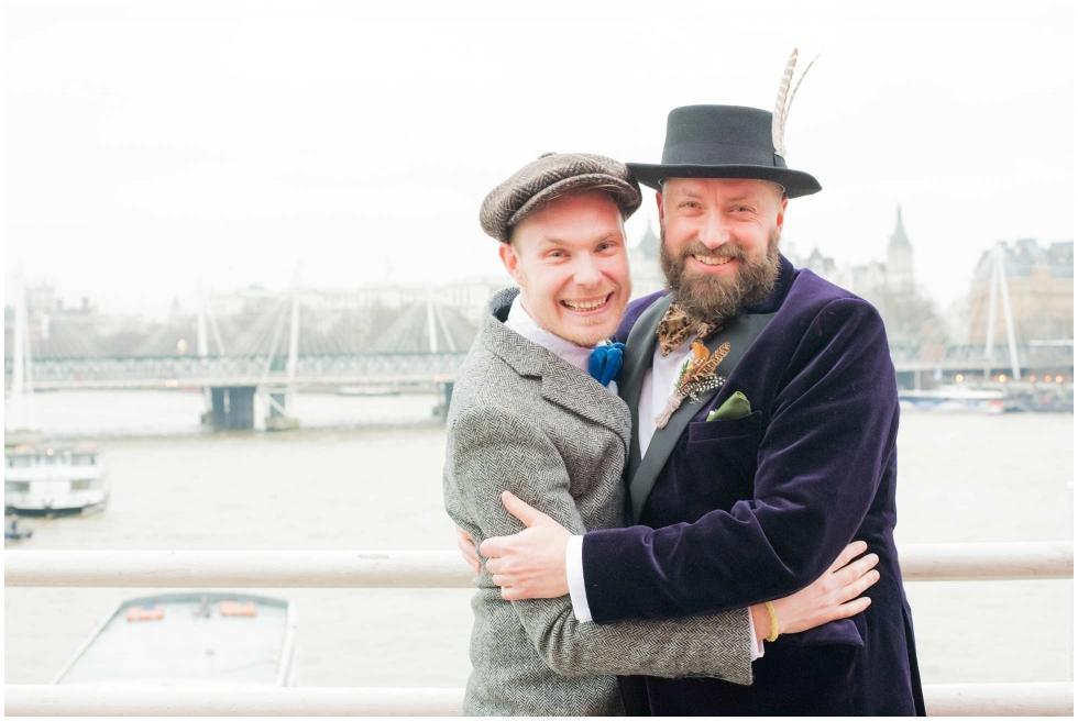 London gay wedding photography