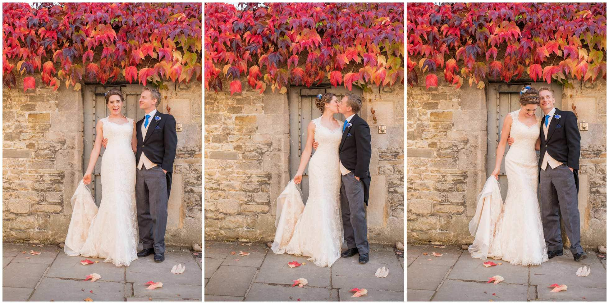 Oxford University Wedding Photography on the streets of Oxford
