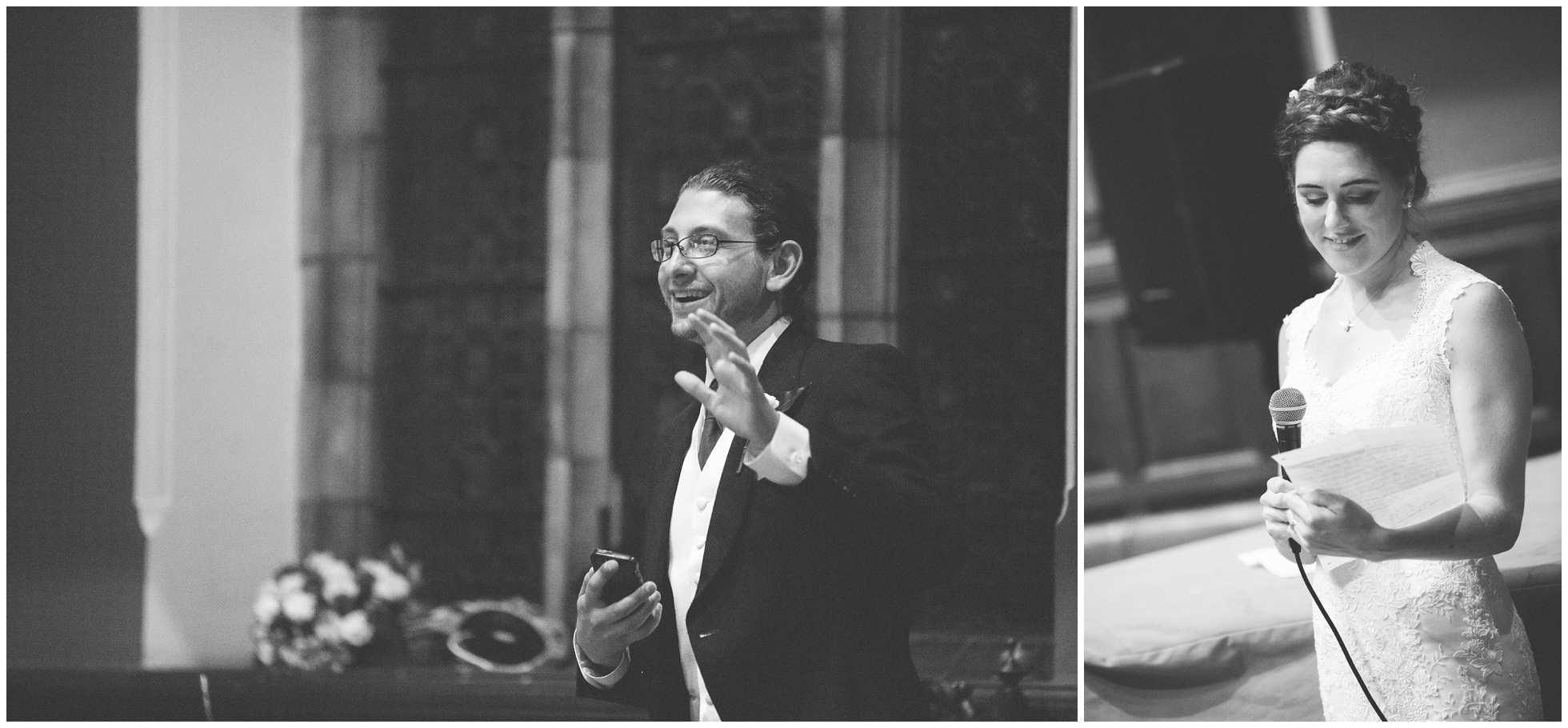 The bridesman speeches at Oxford Union