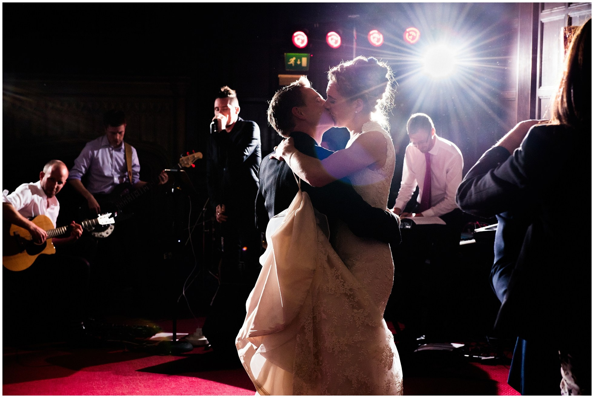 Gorgeous first dance at Oxford Union