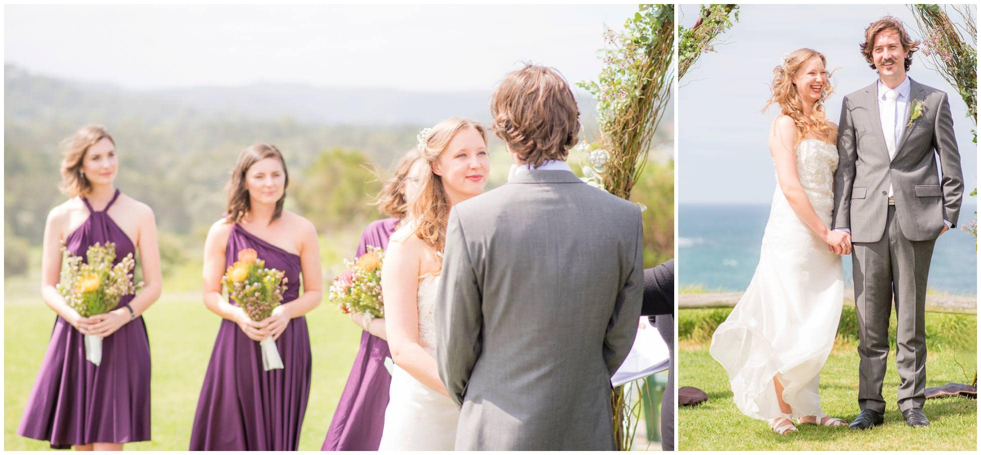 Mona Vale Wedding Photography: A gorgeous wedding at the Robert Dunn reserve