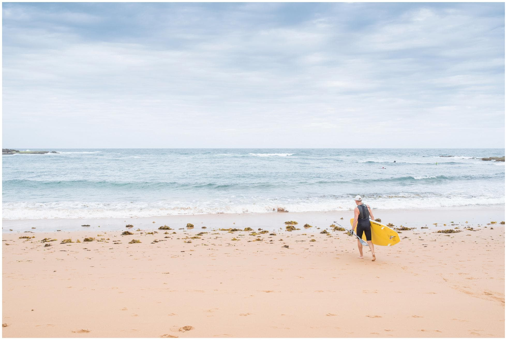 Surfer dude because it's Australia