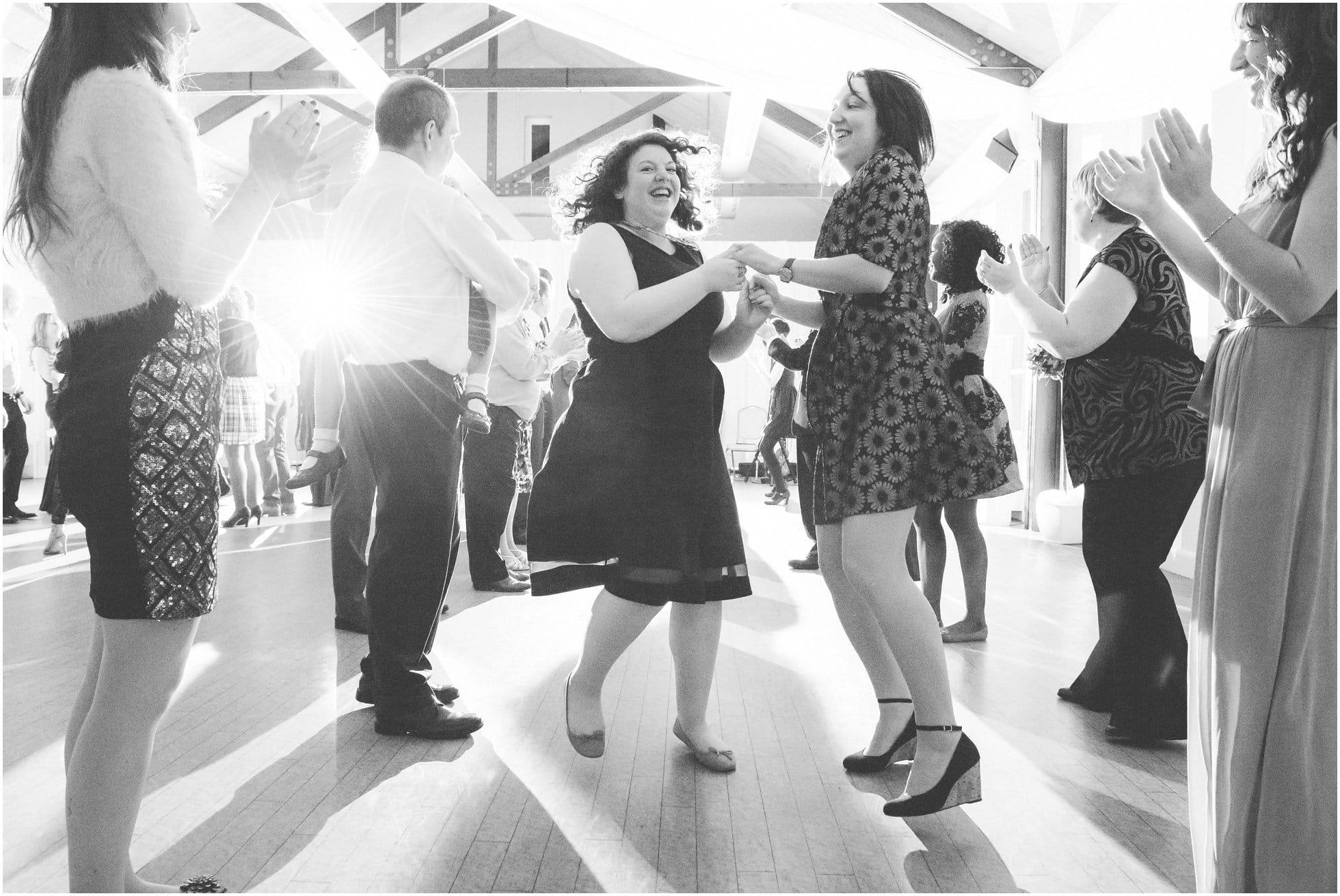 More dancing joy