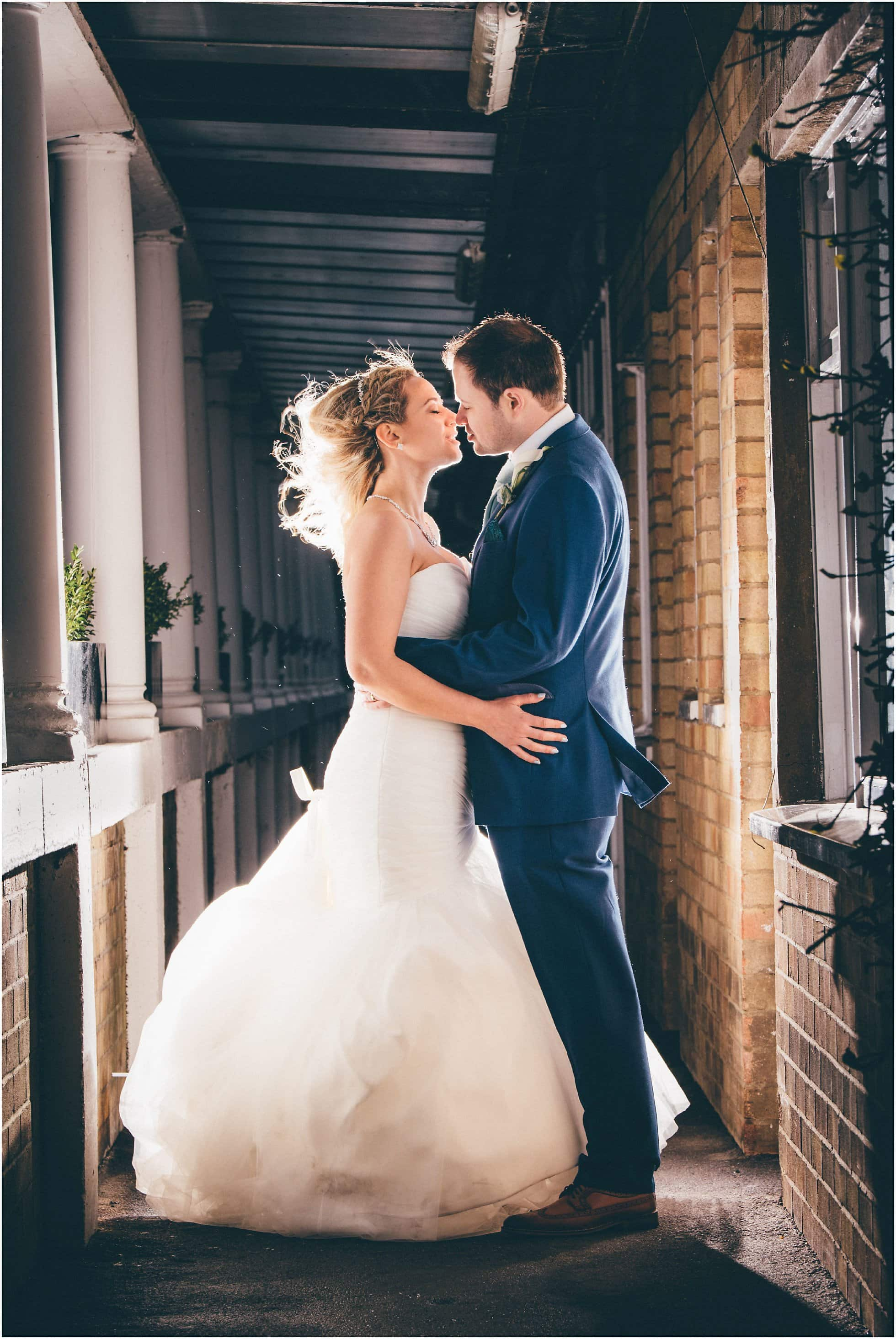Romantic wedding photography at Ponsbourne Park Hotel in Hertfordhsihire