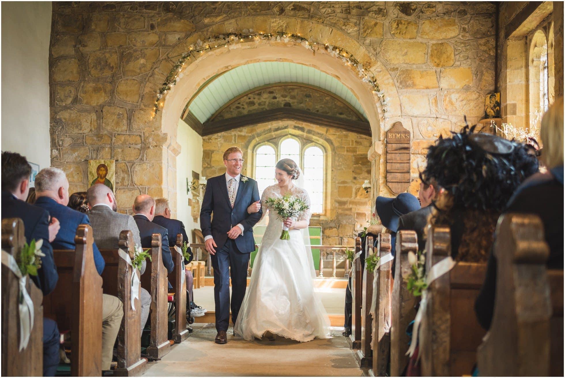 Marston in the Forrest Wedding