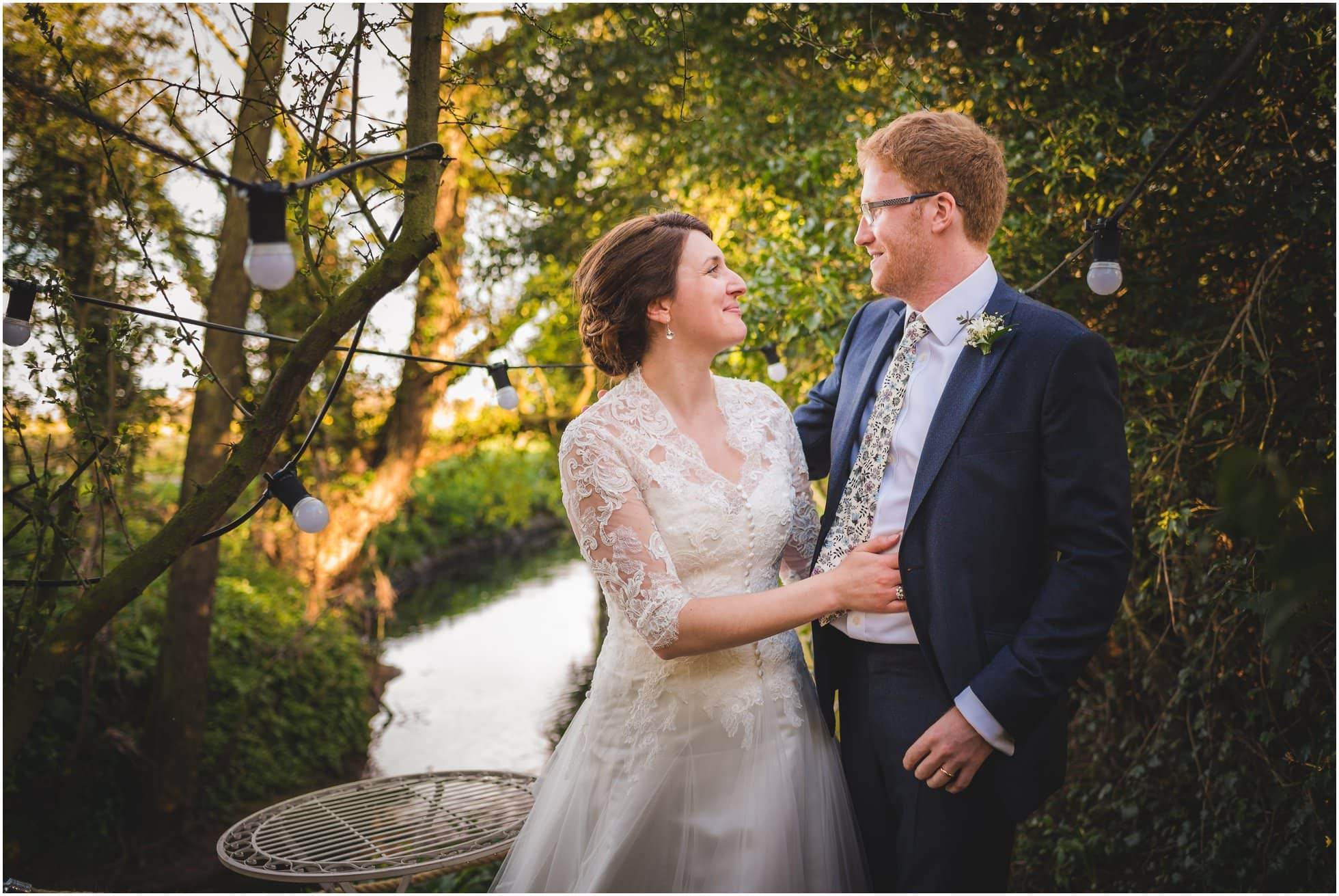 Wedding by the River Foss