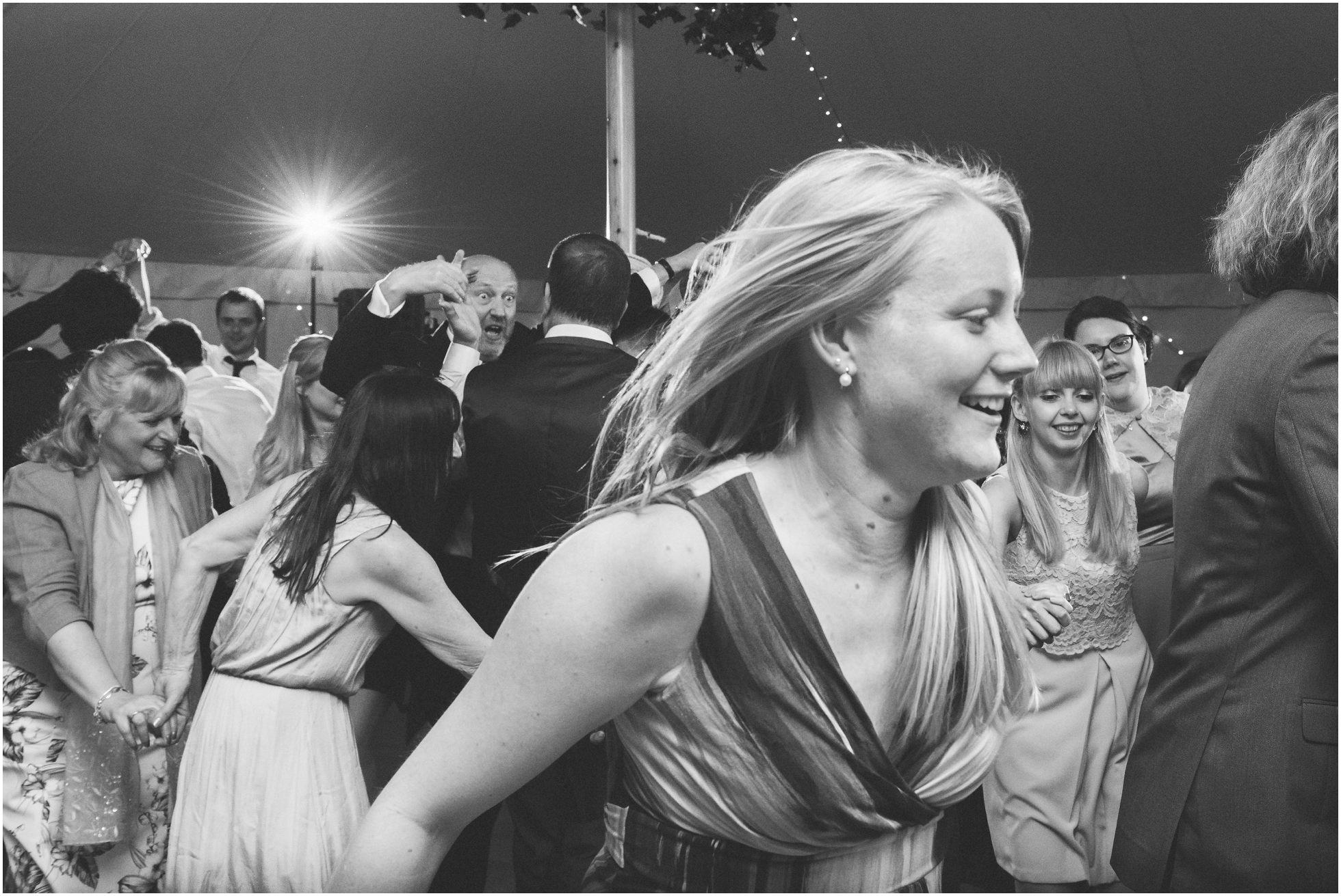 Shock on the dancefloor!