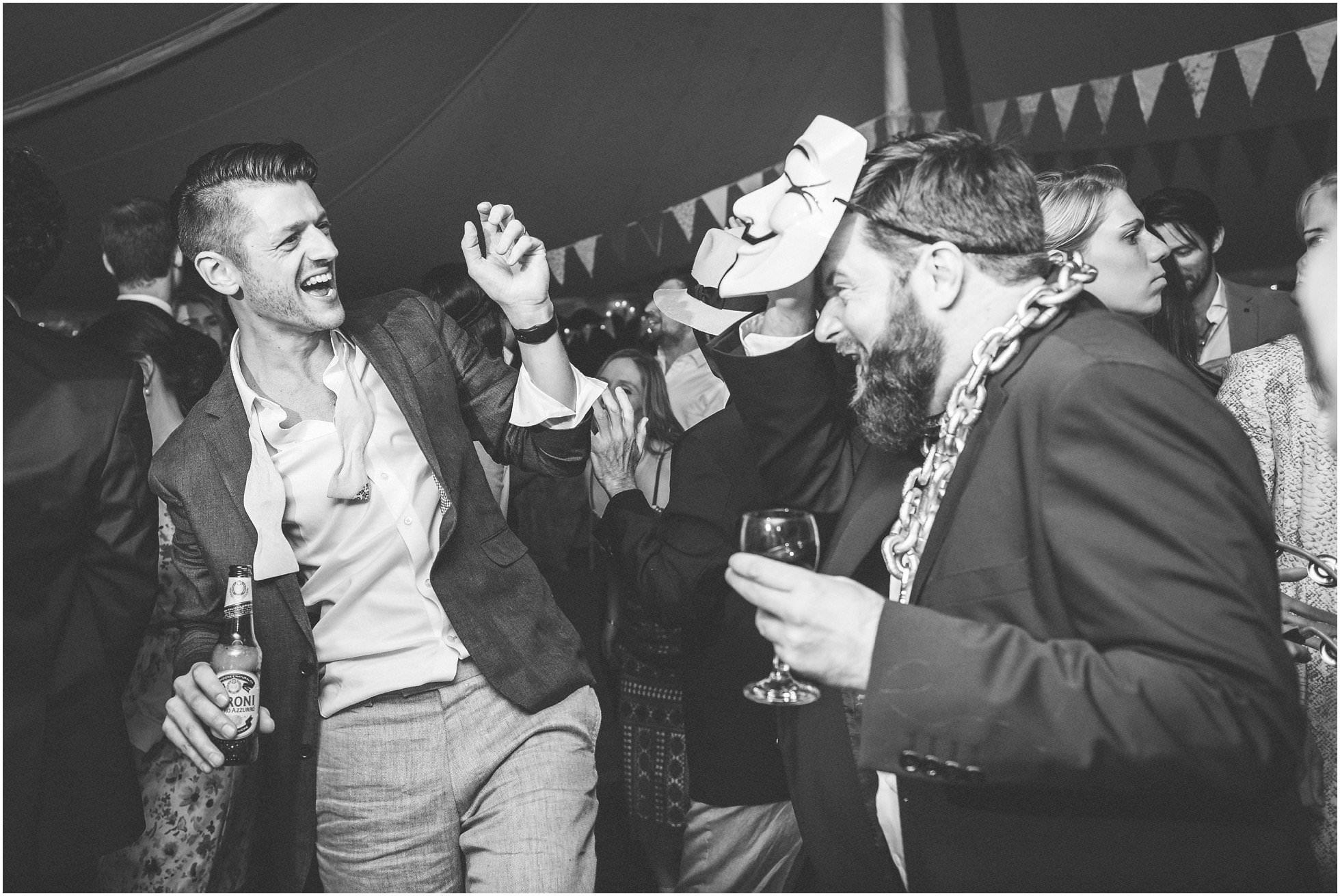 Crazy party wedding fun!