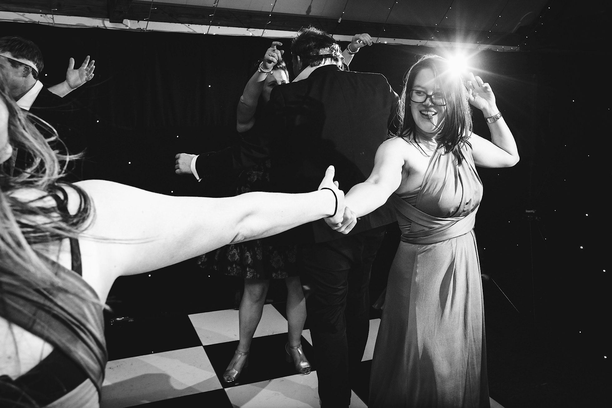 Dancing...yeah!