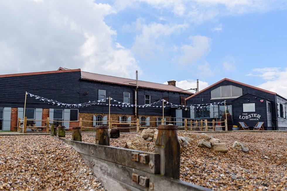 East Quay Wedding Venue