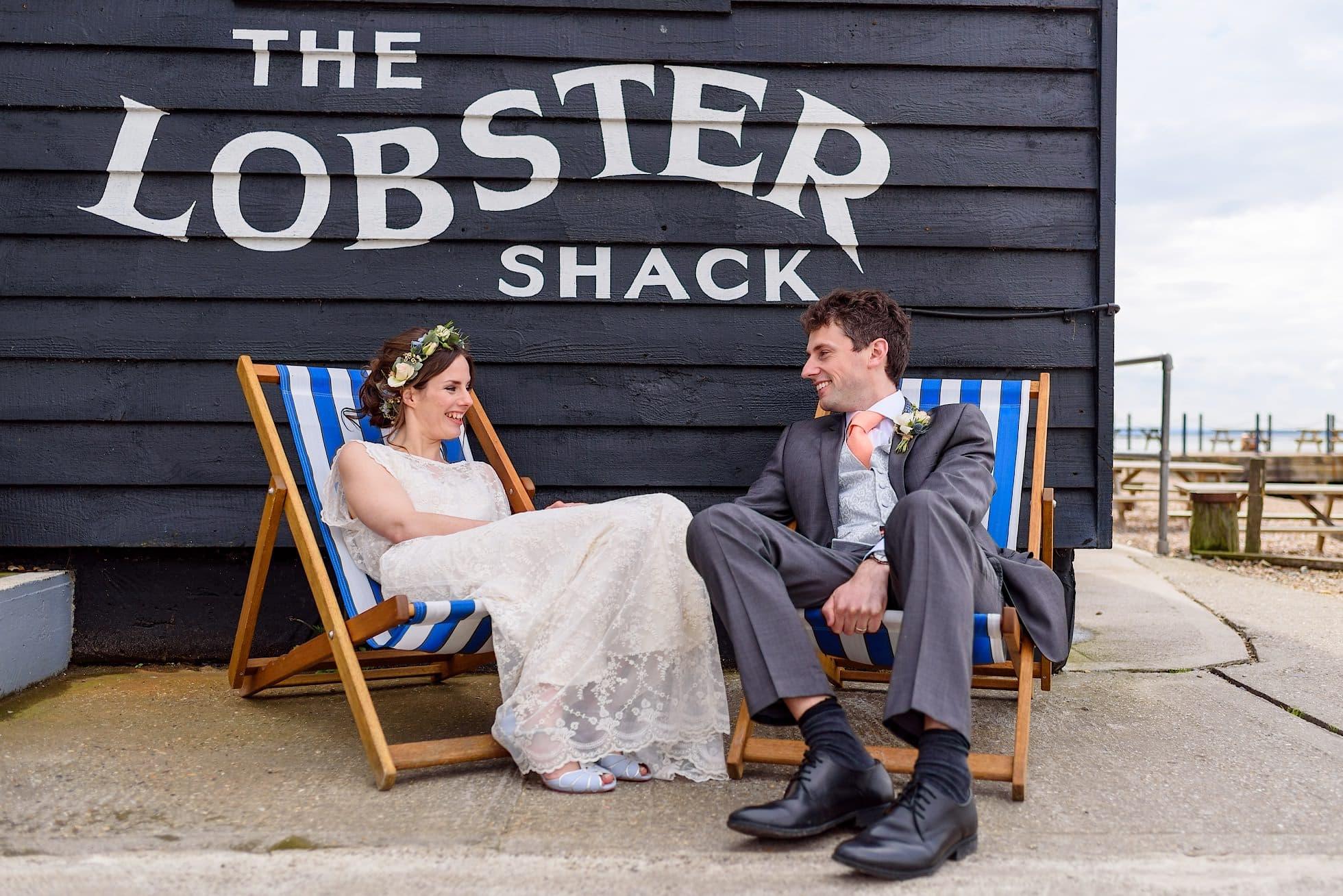 The Lobster Shack, Whitstable