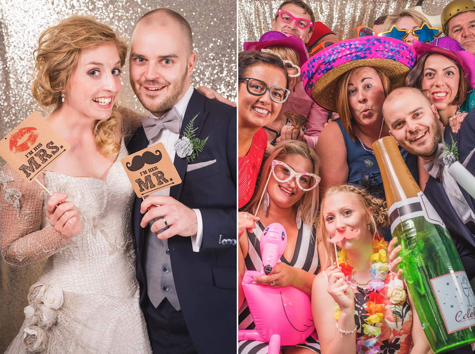 Norfolk Wedding Photobooth