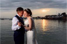 Royal Corinthian Yacht Club Wedding Photographer
