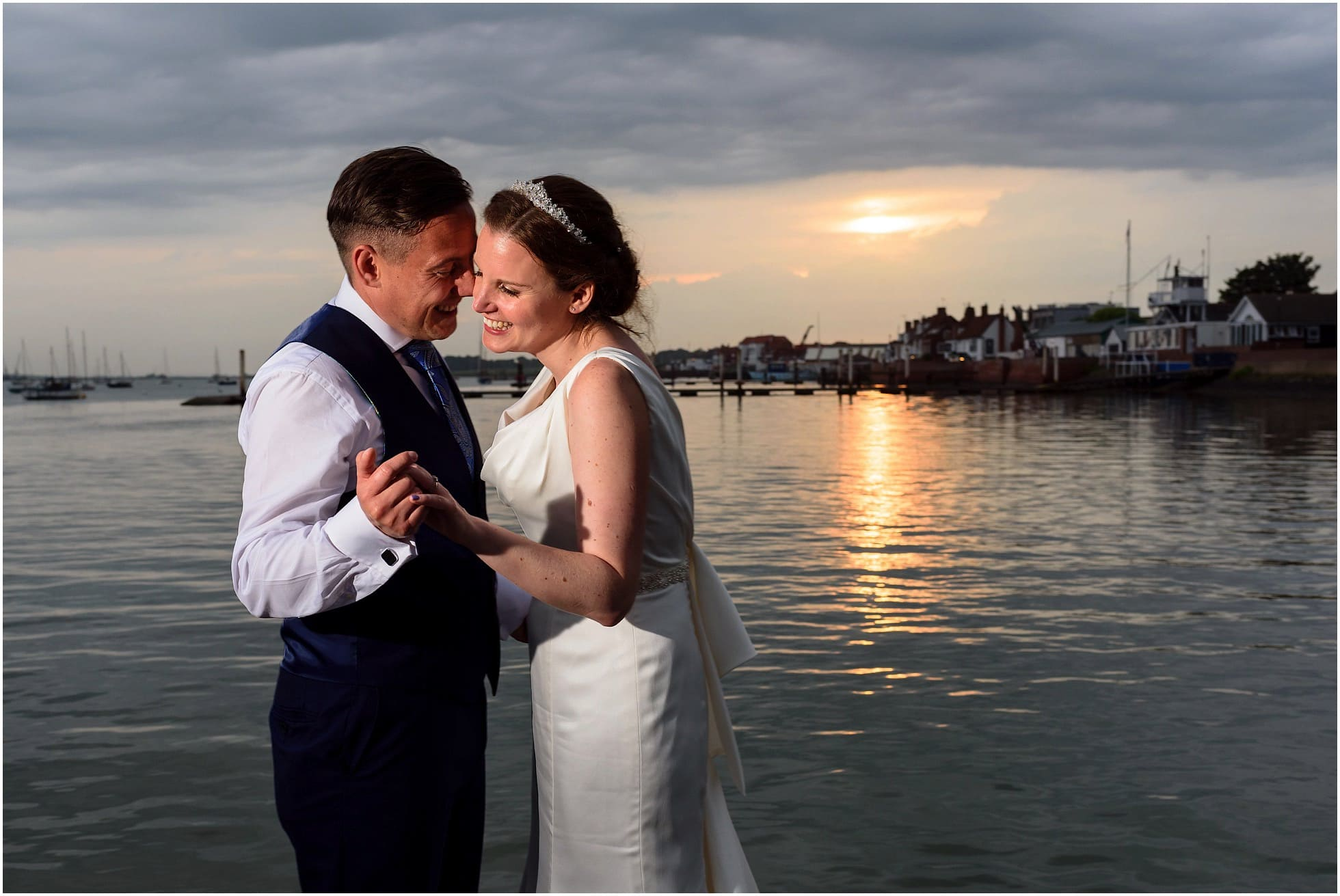Royal Corinthian Yacht Club Wedding Photographer