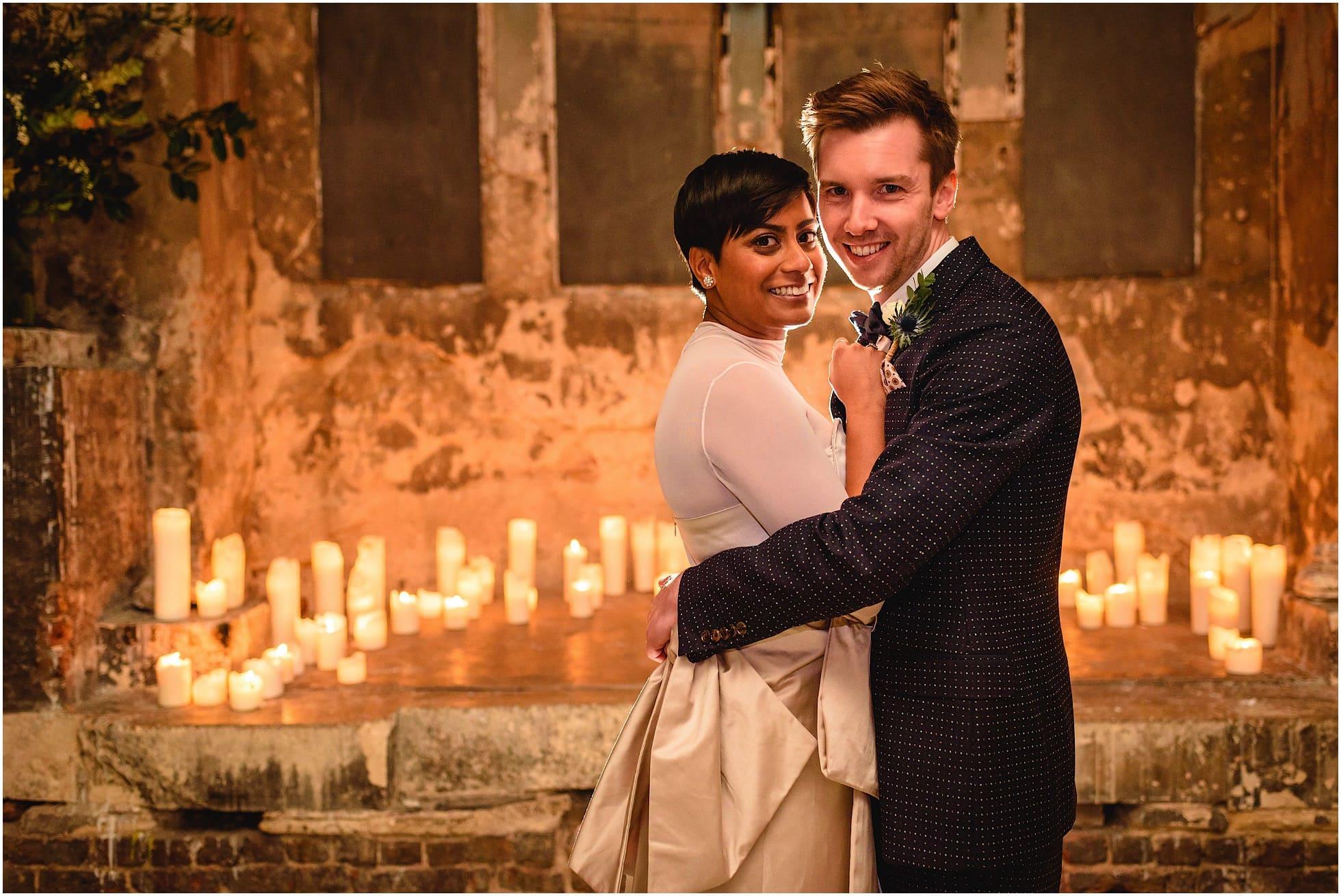 Asylum Chapel Wedding Photos