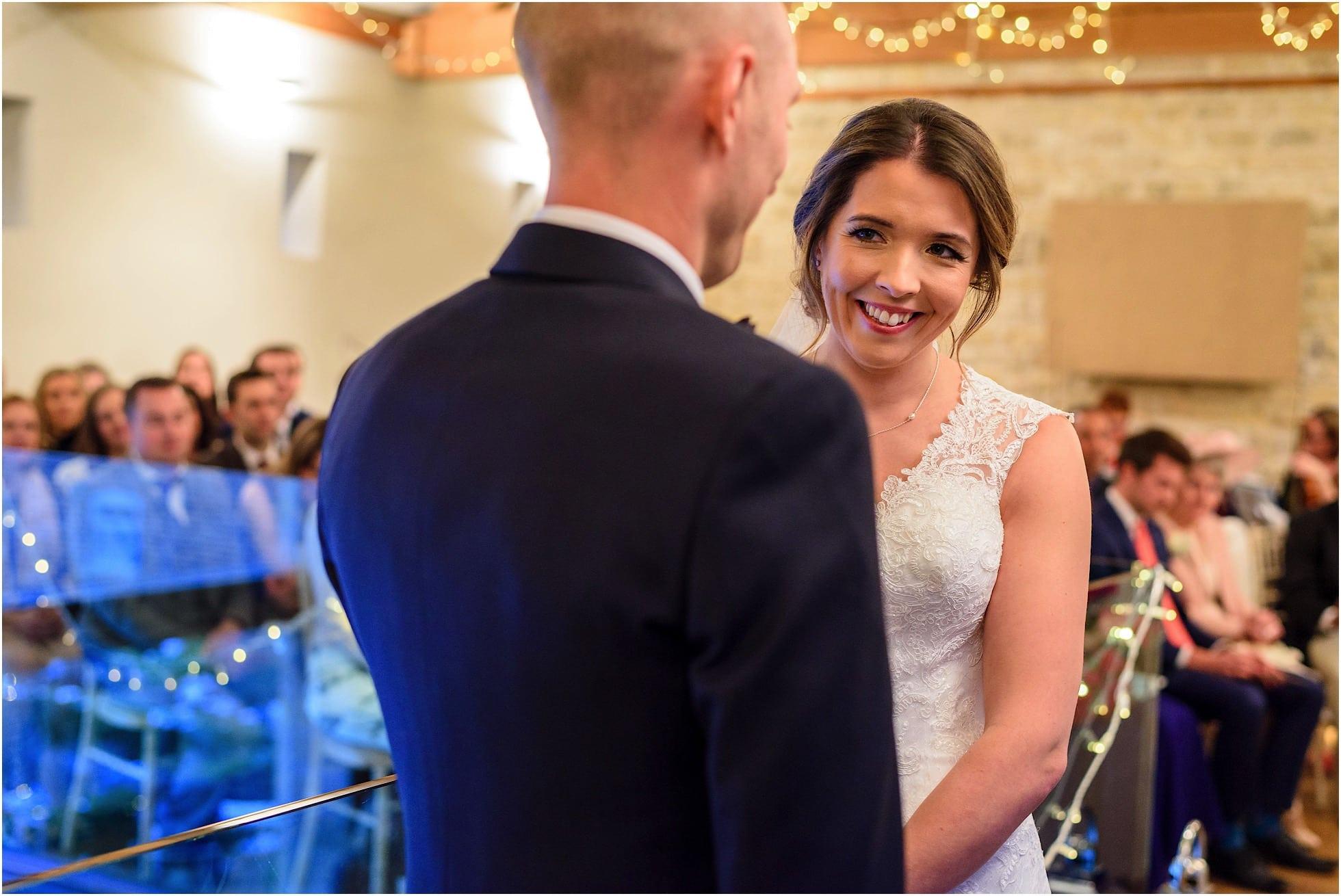 Beautiful Yorkshire bride