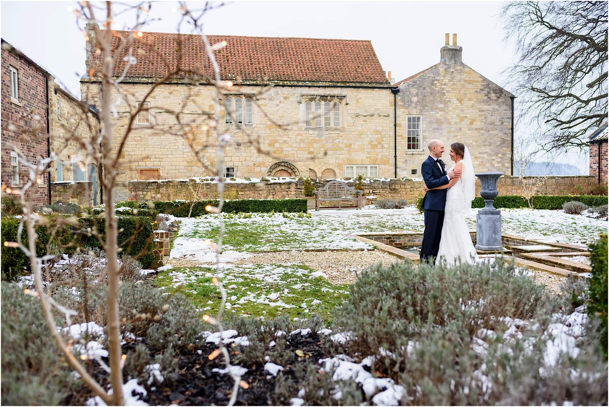 Priory Barn and Cottages Wedding Venue
