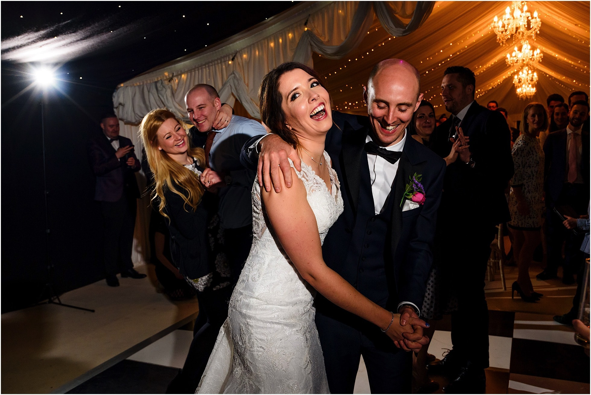 first dance at priory barn and cottages