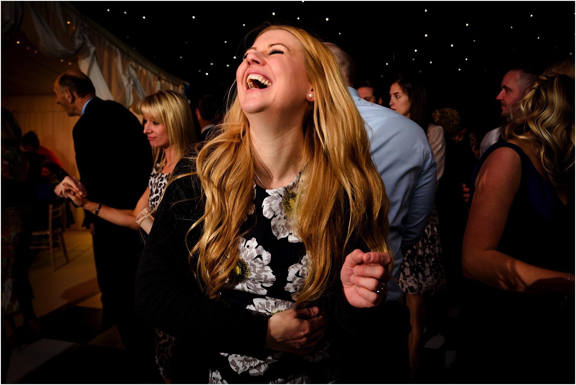 laughter not murder on the dancefloor