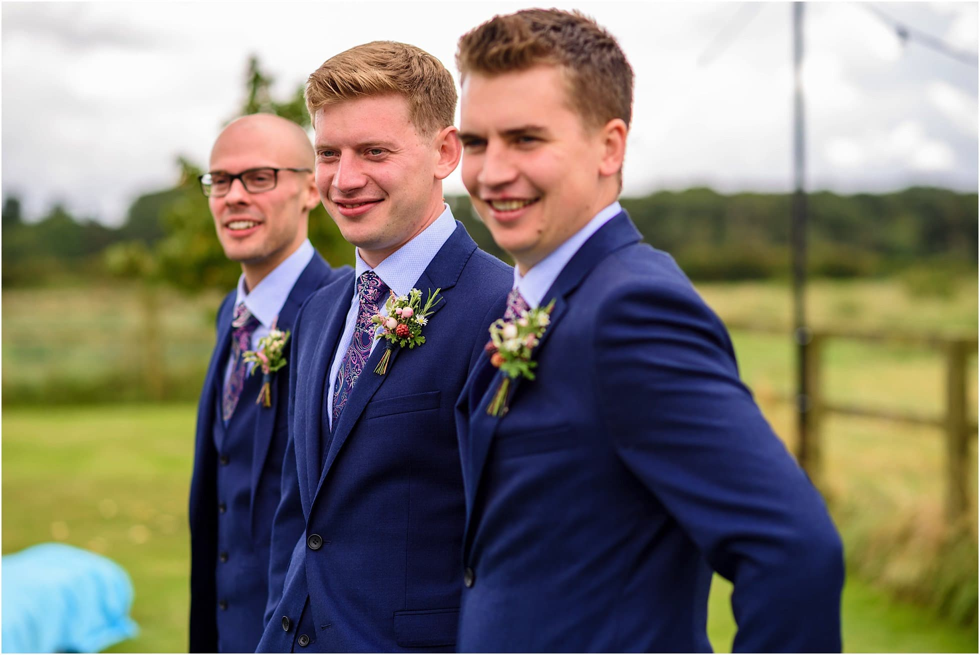 groom and his best men