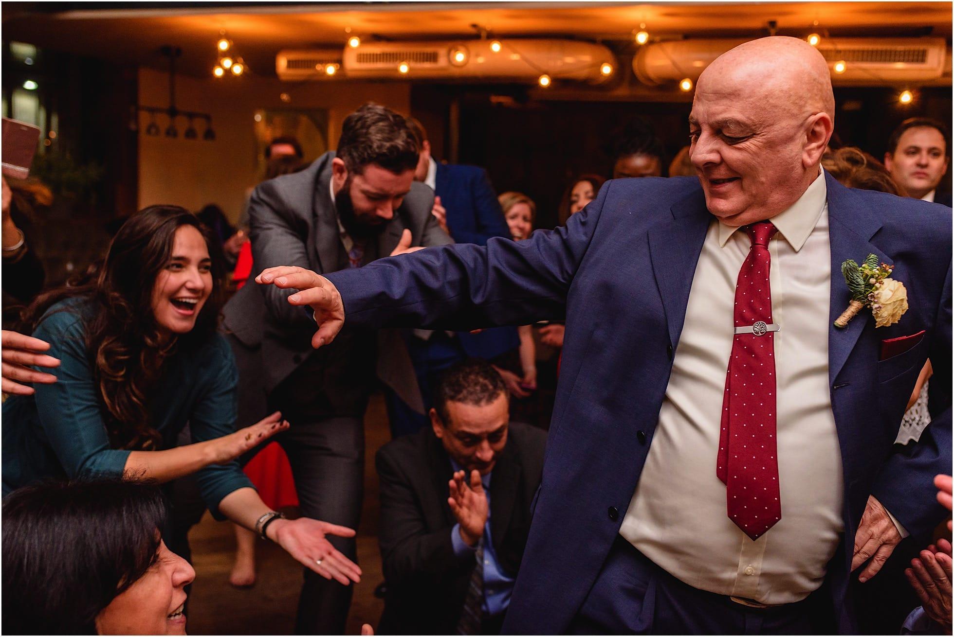 Lebanese dancing