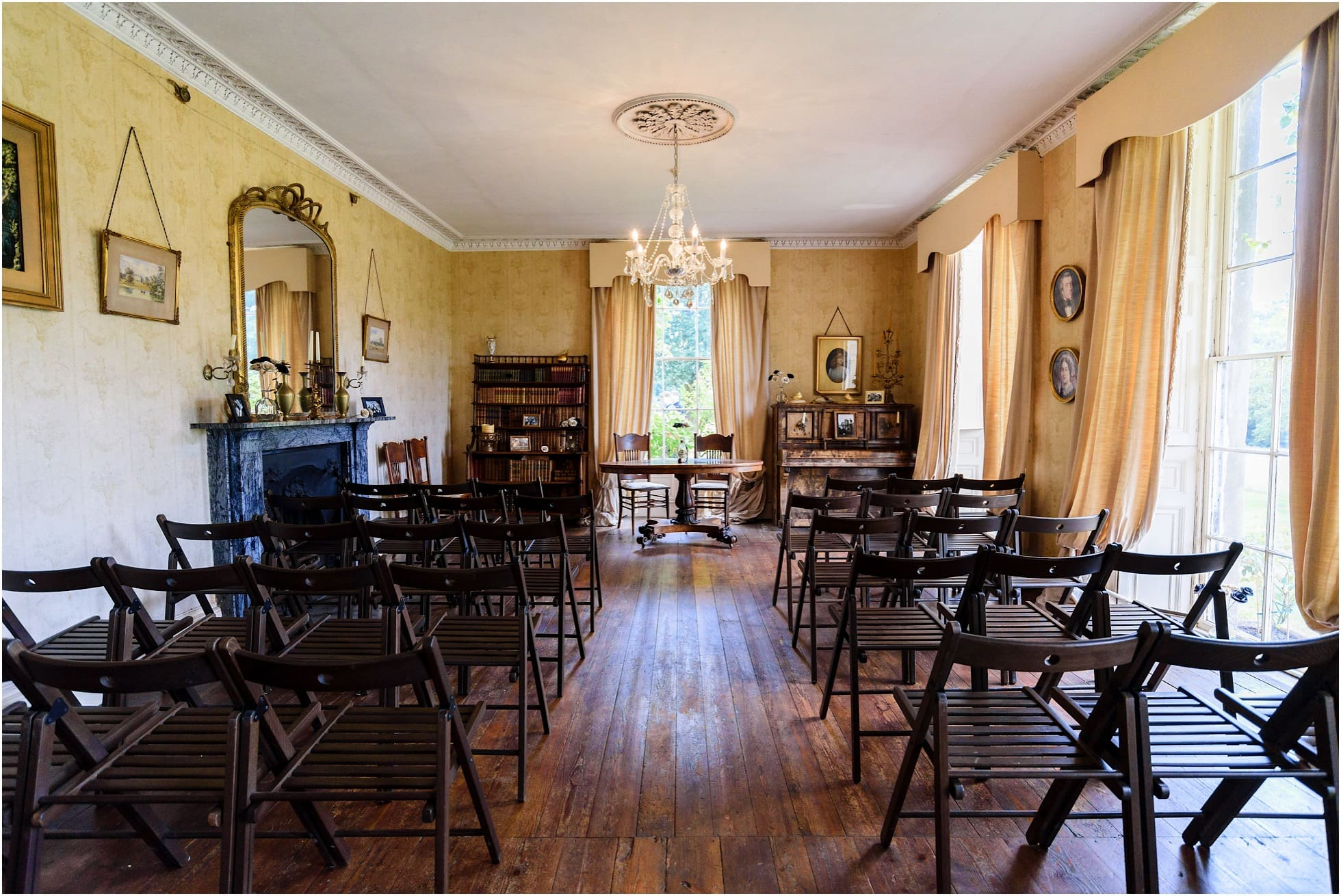 Thurning Hall Ceremony Room