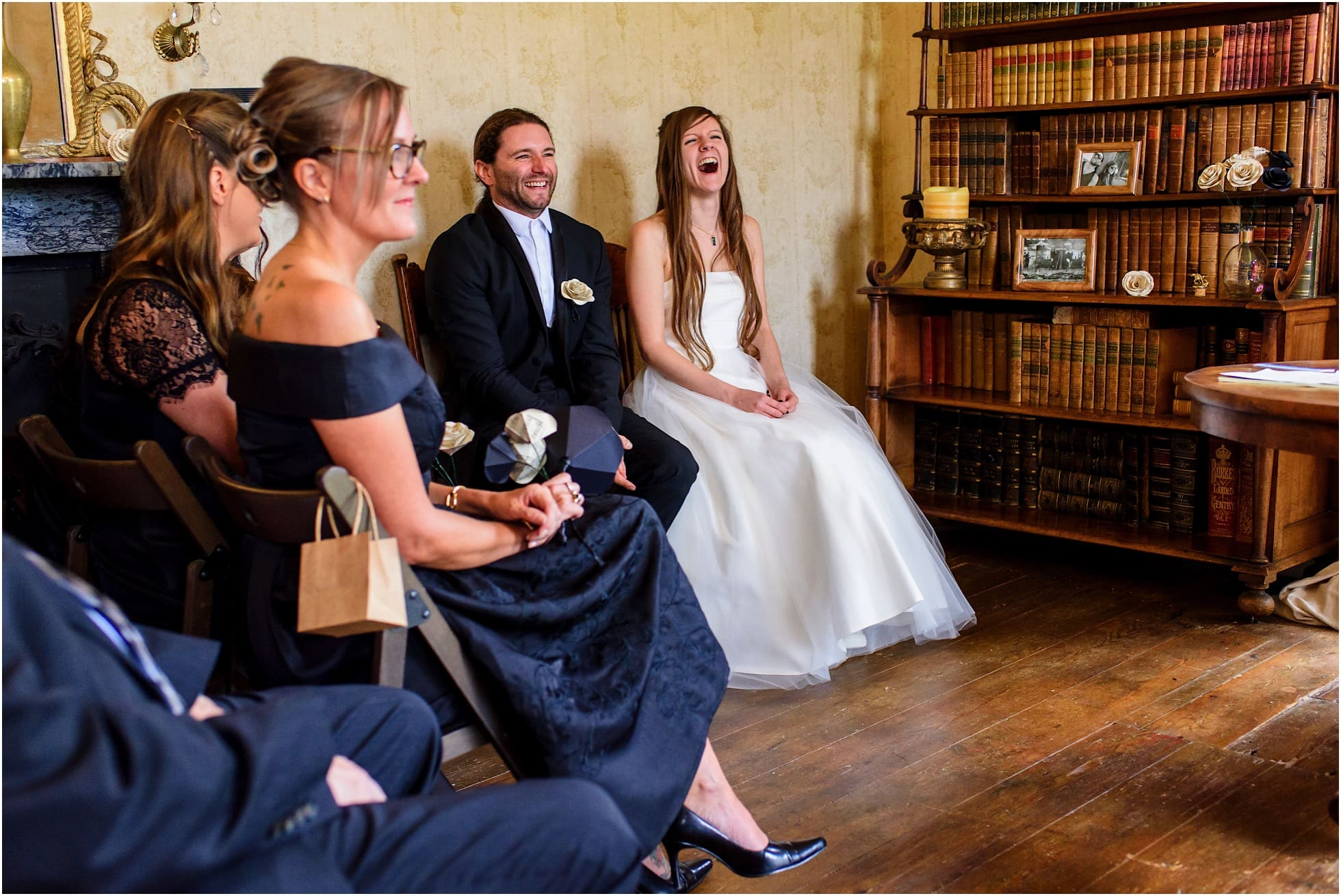 Thurning Hall Wedding