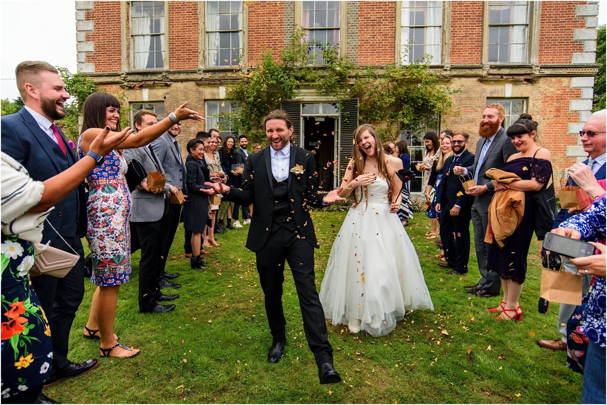 Thurning Hall Confetti