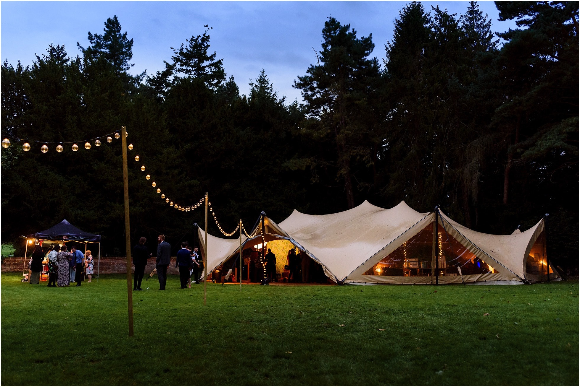 Thurning Hall Marquee