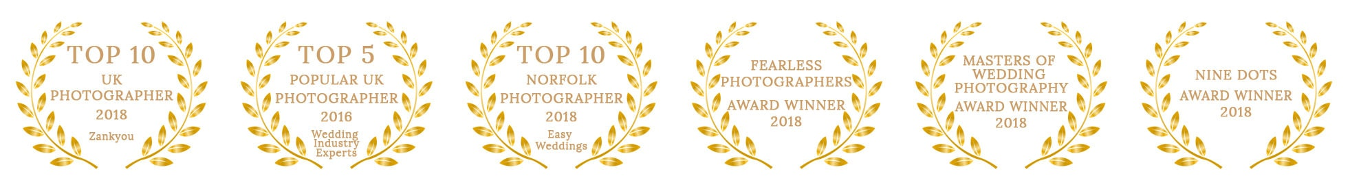 Top 10 Wedding Photographer