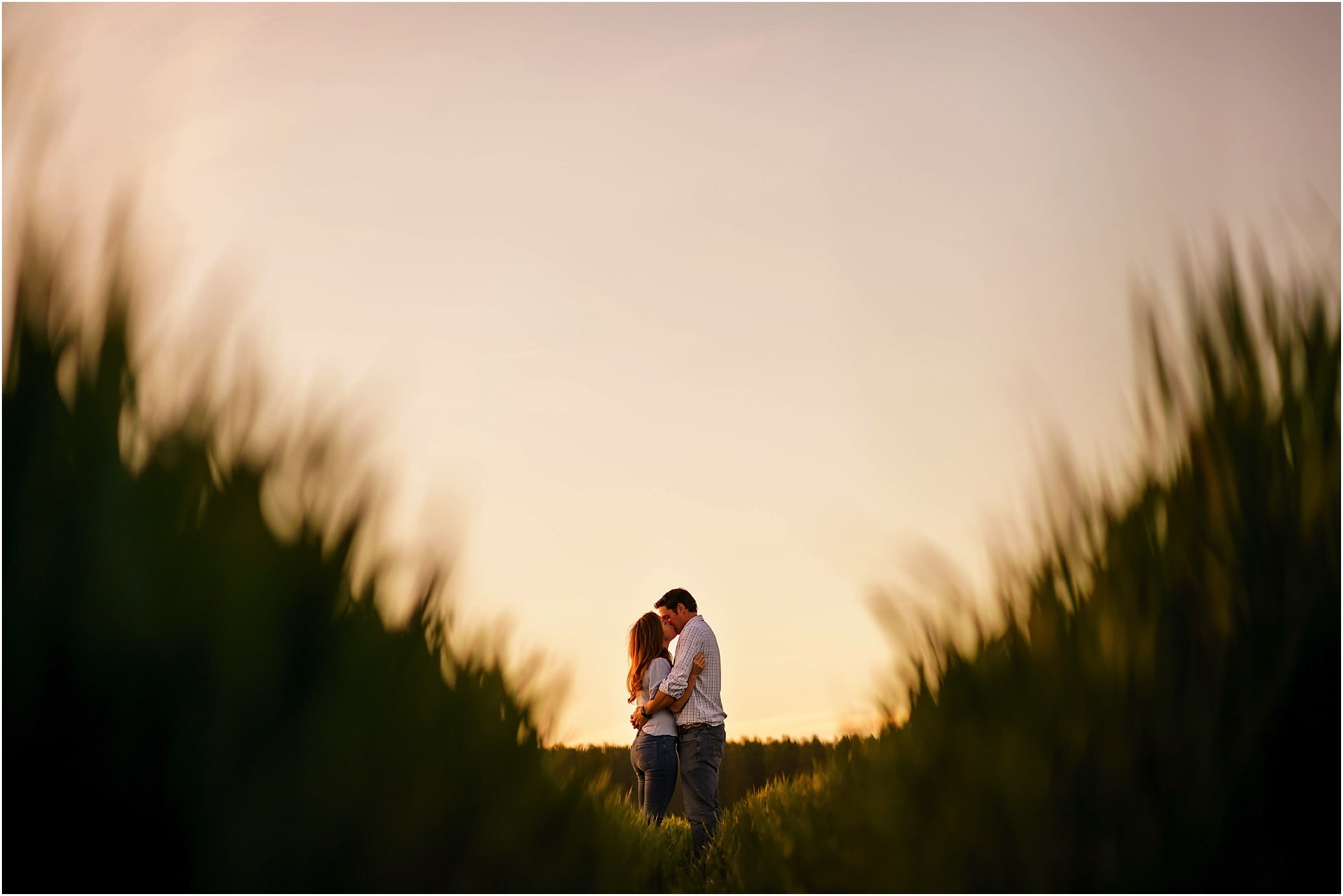Golden Hour Pre-wedding shoot