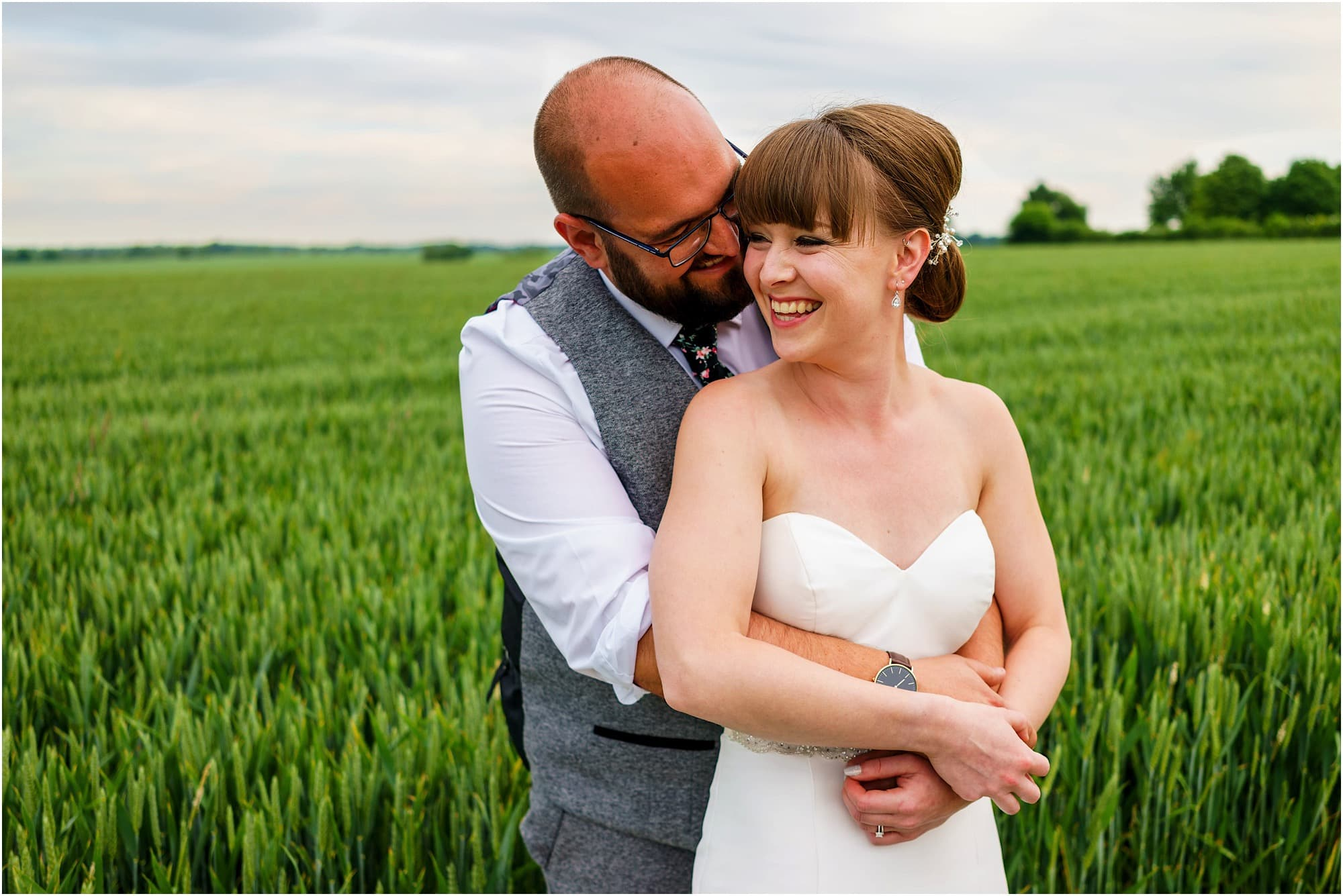 Norfolk Countryside Wedding