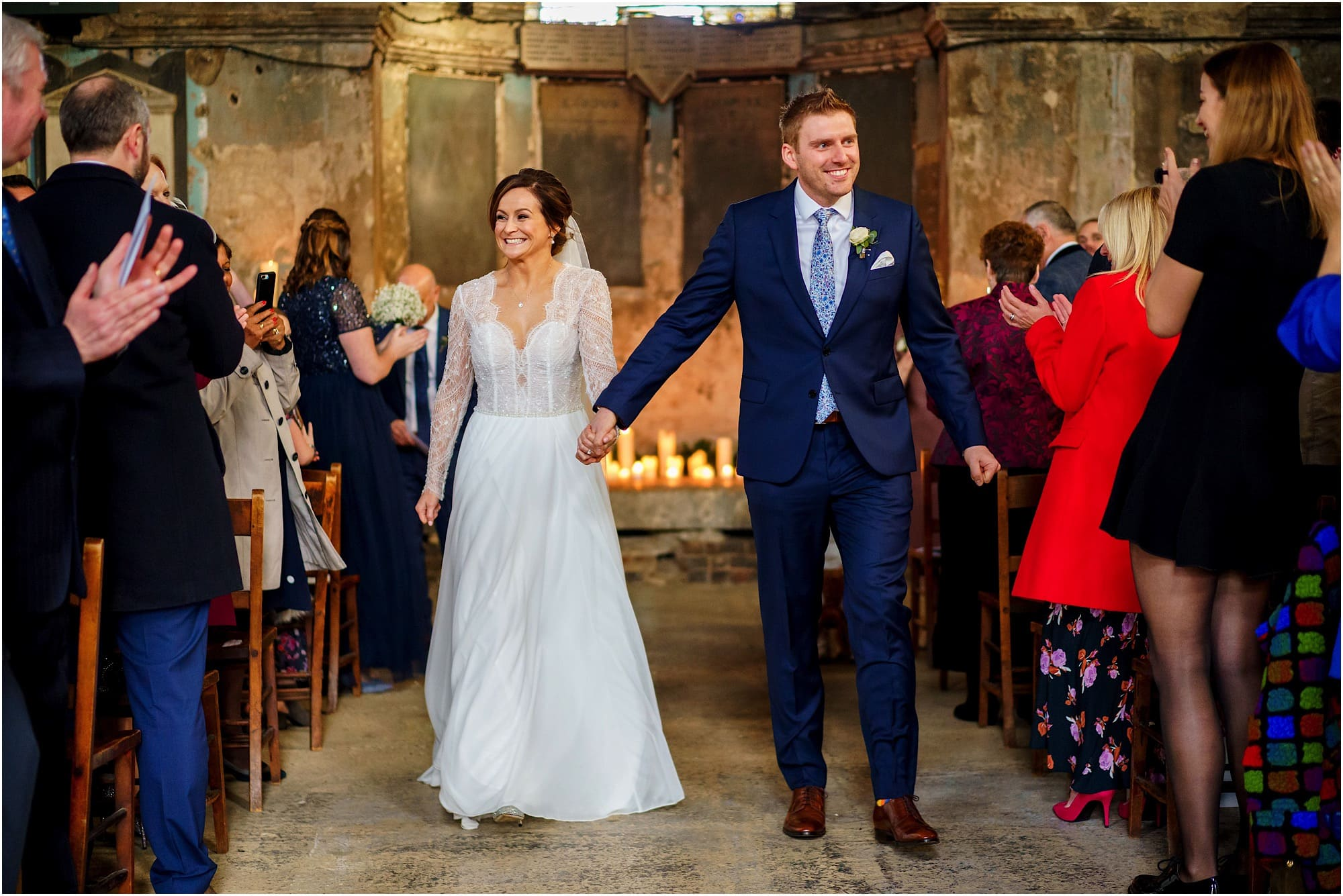 Asylum Chapel London Wedding