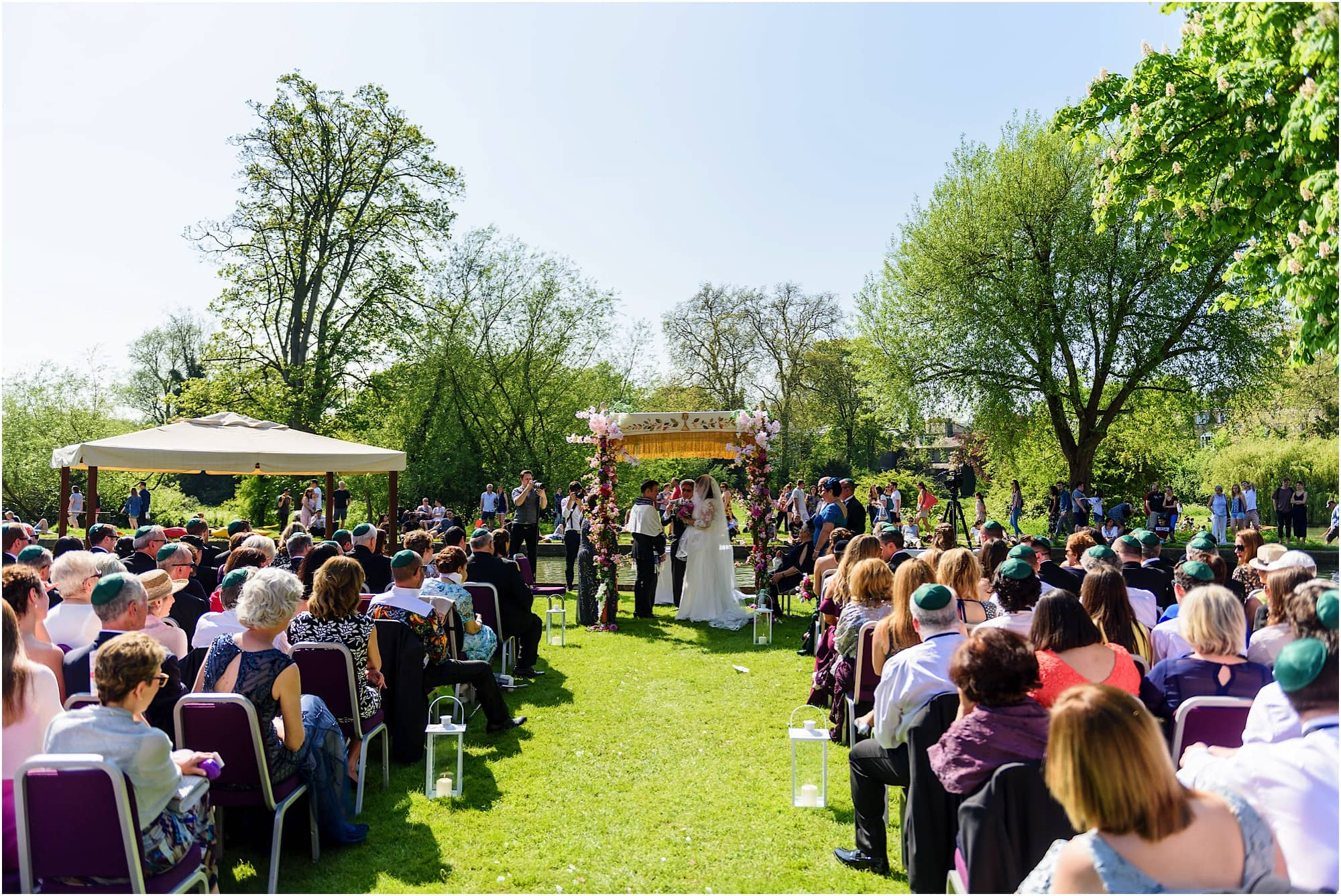 DoubleTree by Hilton Cambridge Jewish Wedding