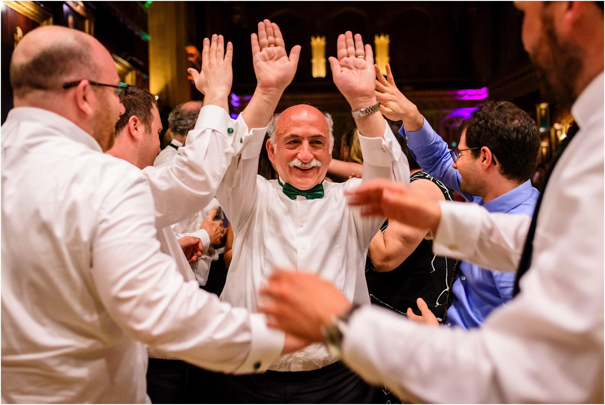 Best Jewish wedding ever?