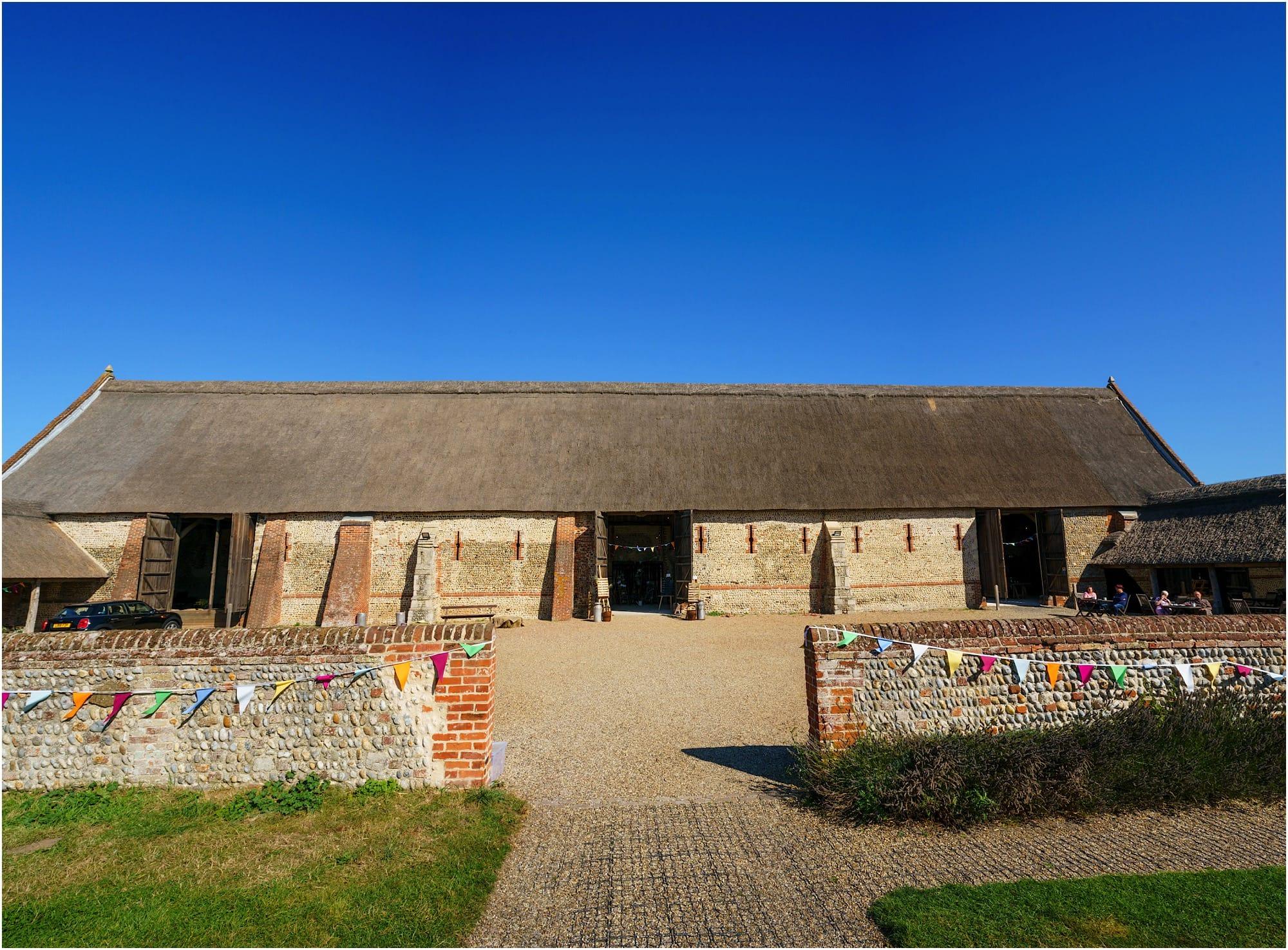 Waxham Great Barn