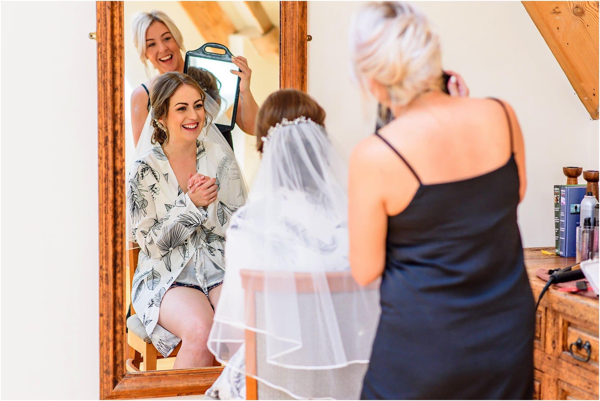 Dunston Hall Bridal Prep