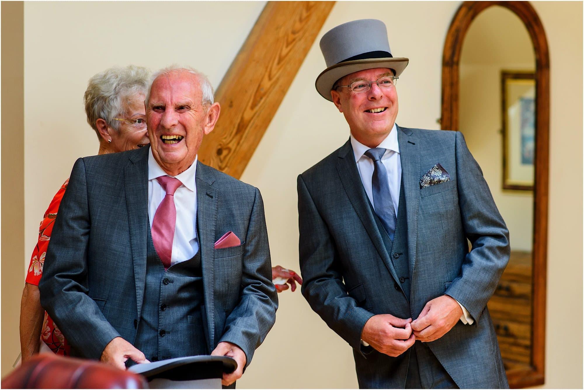 Dad and Granddad
