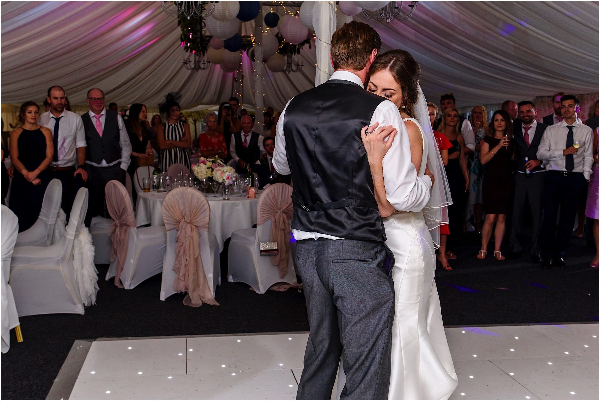 Dunston Hall first dance