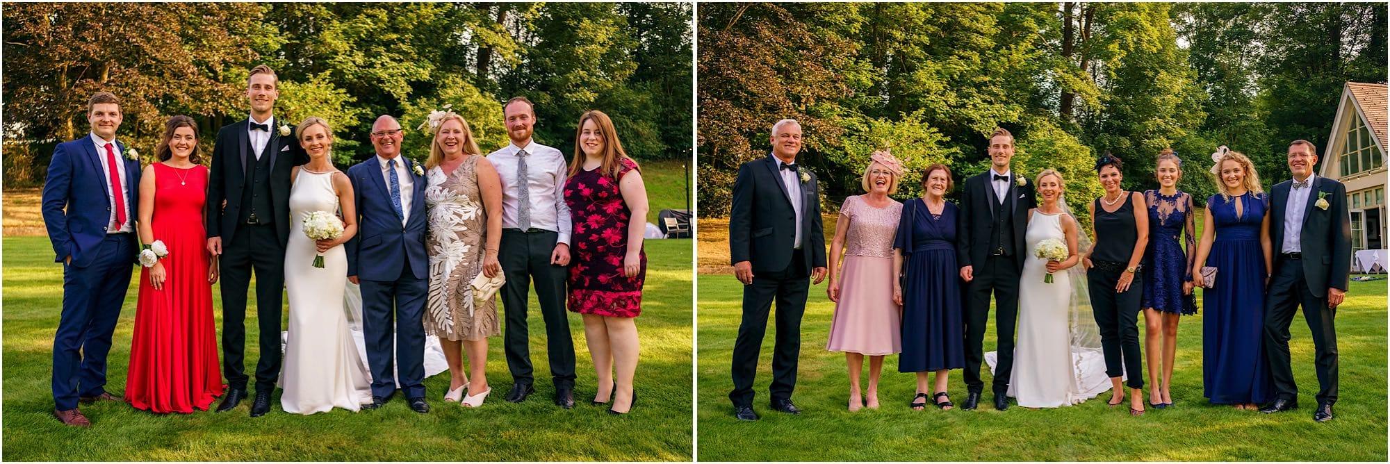 group family shots