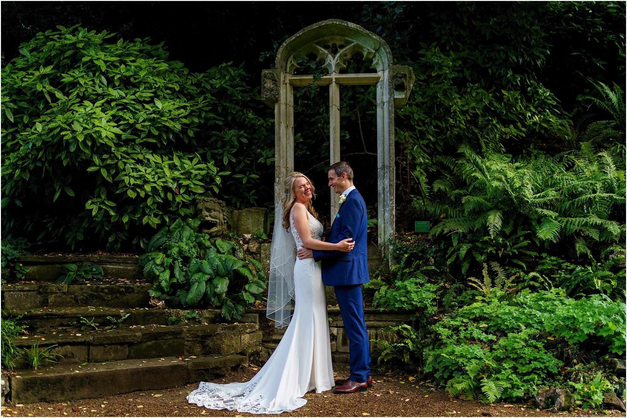 The Plantation Garden Norwich Wedding Photographer